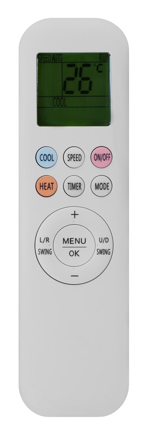 Пульт керування кондиціонеру Neoclima U-Mate NS/NU-09EUMIw3
